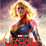 Movie poster for Captain Marvel