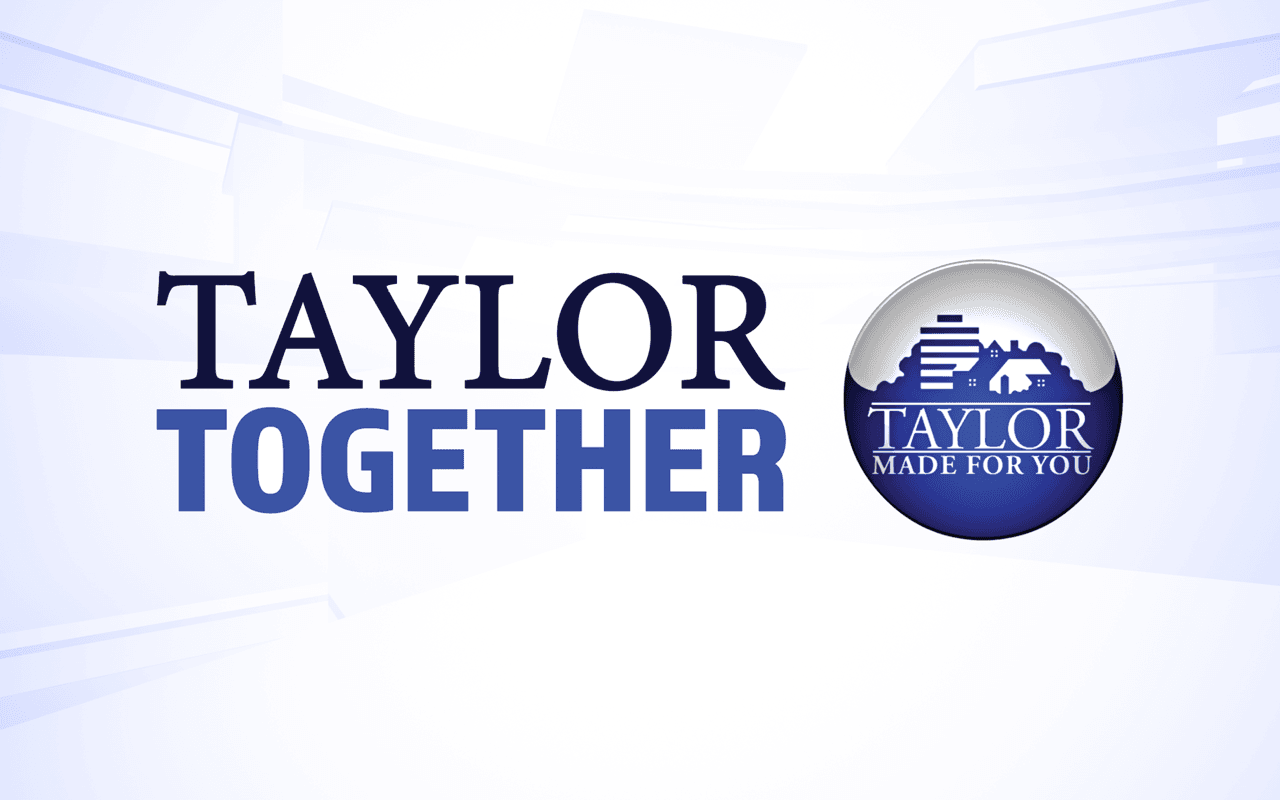 TAYLOR TOGETHER LOGO