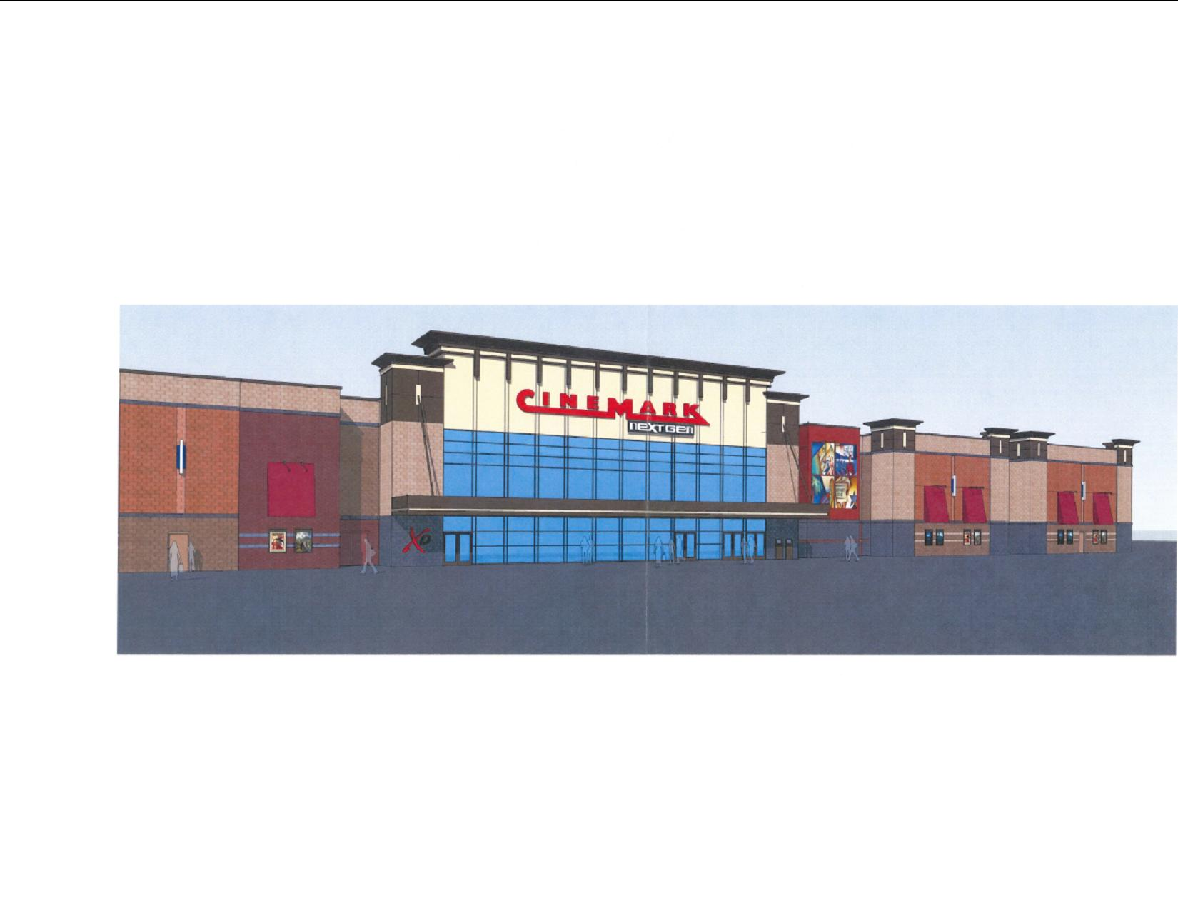 Cinemark rendering